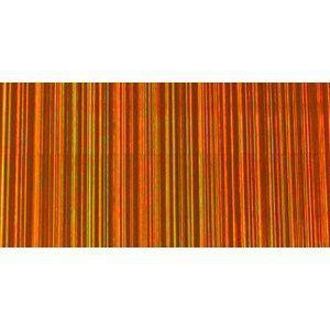 ホログラムシート レイン (オレンジ)|d-form-mail
