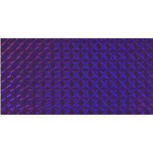 ホログラムシート 1/4プリズム (パープル)|d-form-mail