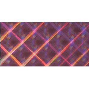 ホログラムシート ハイパープレード (ピンク)|d-form-mail