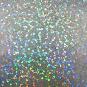 透明 ホログラムシート マイクロスター (無色透明)|d-inform|02
