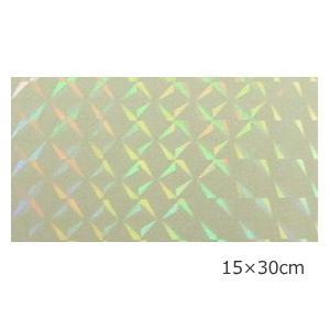 透明ホログラムシート 1/4プリズム  15cm×30cm|d-inform