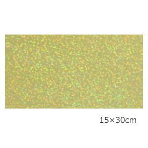 透明ホログラムシート スパークル 15cm×30cm|d-inform