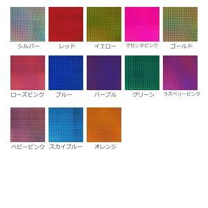 ホログラムシート 1/4プリズム 選べる13色|d-inform|02