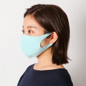 〈コックス〉清(さや)マスク Mサイズ-スカイブルー[IN]day2【YHO】_C210106700004006|d-kintetsu-ec
