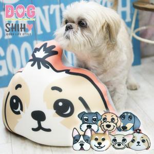 D・O・G 犬種別 クッション DOGビーズクッション d-o-gshop