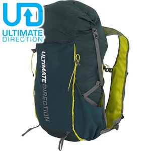 ULTIMATE DIRECTION アルティメイトディレクション FASTPACK 20 S/M Spruce 80456514 d-park