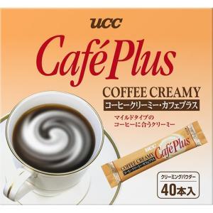 UCC コーヒークリーミー カフェプラスST3g 40本(スティック)|d-park