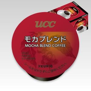 KEURIG K-Cup キューリグ Kカップ UCC モカブレンド 8g×12個入|d-park