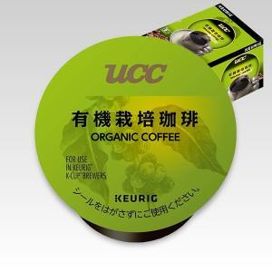 KEURIG K-Cup キューリグ Kカップ UCC 有機栽培珈琲 8g×12個入|d-park