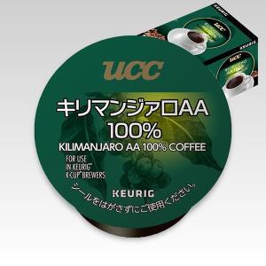 KEURIG K-Cup キューリグ Kカップ UCC キリマンジァロAA100% 8g×12個入|d-park