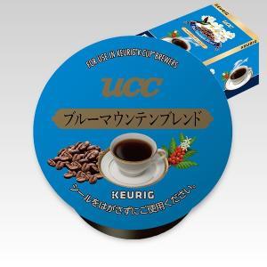KEURIG K-Cup キューリグ Kカップ  UCC ブルーマウンテンブレンド 8g×12個入|d-park