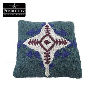 PENDLETON (ペンドルトン) Hooked Wool Pillows フックドピロー Conejos XP070-52580|d-park