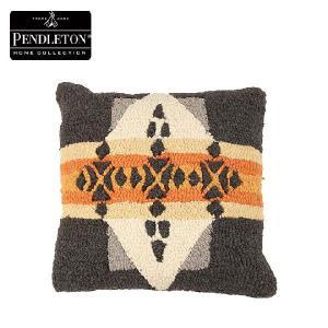 PENDLETON (ペンドルトン) Hooked Wool Pillows フックドピロー Arrowhead XP070-52581|d-park