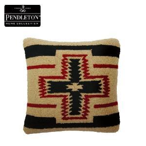 PENDLETON (ペンドルトン) Hooked Wool Pillows フックドピロー SAN MIGUEL XP077-51114|d-park