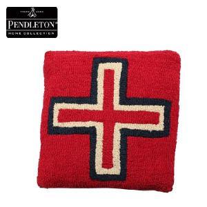 PENDLETON (ペンドルトン) Hooked Wool Pillows フックドピロー RAVE STAR XP081-52218|d-park