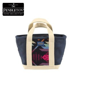PENDLETON (ペンドルトン) Small Tote Bag スモールトートバッグ Navy XZ947-52761|d-park