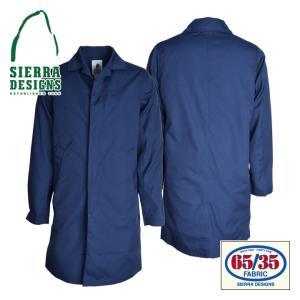 SIERRA DESIGNS シエラデザインズ 65/35 SPRING COAT スプリングコート 6503 Midnight|d-park