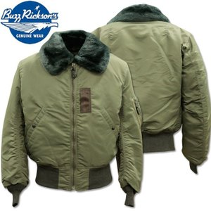 BUZZ RICKSON'S バズリクソンズ フライトジャケット B-15D B.RICKSON FLIGHT WEAR CO. BR14394|d-park