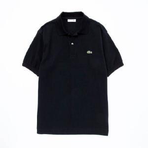 【正規品】LACOSTE(ラコステ)半袖ポロシャツ NOIR L1212V 031|d-park