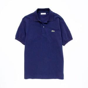 【正規品】LACOSTE(ラコステ)半袖ポロシャツ MARINE L1212V 166|d-park