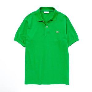 【正規品】LACOSTE(ラコステ)半袖ポロシャツ クロロフィレ L1212V CAB|d-park