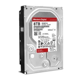 ウエスタンデジタル WD Red 3.5インチ内蔵HDD 8TB SATA6Gb/s 5400rpm...