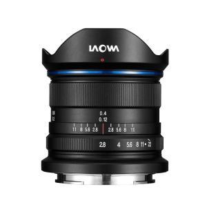 焦点距離9mmF2.8で歪みを補正するディストーションフリーの広角レンズ。