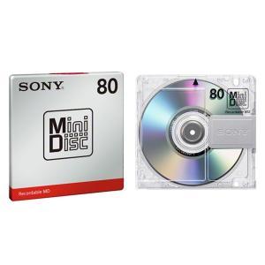 ソニー ミニディスク 80分 1枚パック[MD...の関連商品5