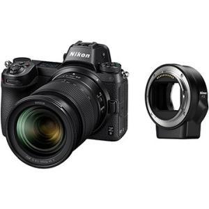 ニコン ZNikon ミラーレス一眼カメラ Z6・24-70・FTZマウントアダプターキット(245...