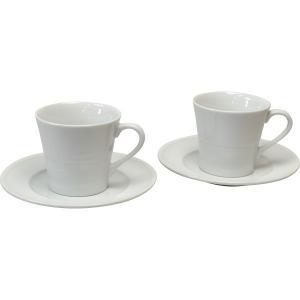 ロンド ペアコーヒー碗皿 MC0930-110の商品画像 ナビ