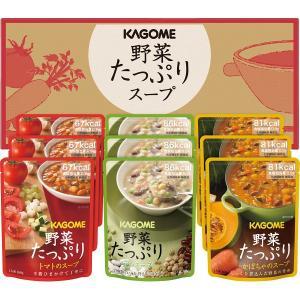 カゴメ 野菜たっぷりスープ SO-30|d-park