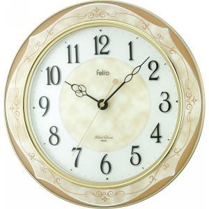 フェリオ インテリア掛時計 アンセム FEW1...の関連商品9