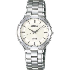 セイコー ドルチェ メンズ腕時計 ドルチェ 装身具 紳士装身品 紳士腕時計 SACM107