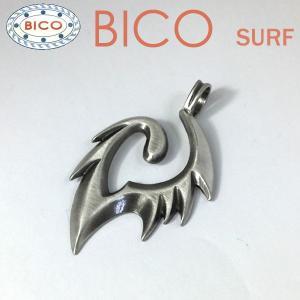 ネックレス メンズ ペンダントトップ/SURF/BICO/サーフ/ビコ BP058 オープン記念 セール|d-plus-genius