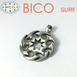 ネックレス メンズ ペンダントトップ/SURF/BICO/サーフ/ビコ BP163 オープン記念 セール|d-plus-genius