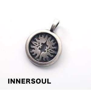 ネックレス メンズ ペンダントトップ アウトレット INNERSOUL インナーソウル サーフブランド オープン記念 セール メール便送料無料|d-plus-genius