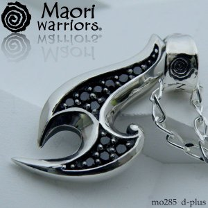 ネックレス メンズ マオリ・ウォーリアーズ -MAORI warriors-flames on water mo285 オープン記念 セール|d-plus-genius