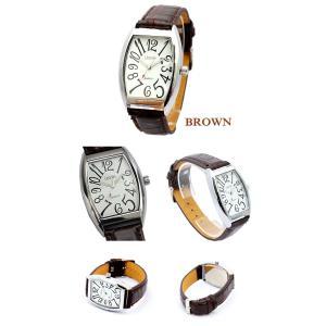 腕時計 メンズ 大人 テイスト エレガント デザイン 腕時計 オープン記念 セール メール便送料無料|d-plus-genius|03