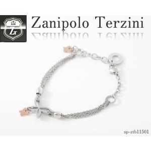 ステンレス/ブレスレット/蝶/ザニポロタルツィーニ/Zanipolo Terzini/ザニポロ sp-ztb11501 オープン記念 セール|d-plus-genius