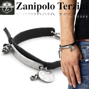 ブレスレット  -Zanipolo Terzini- ザニポロ タルツィーニ zexb0008 ブレスレット FS_708-7  F2 オープン記念 セール|d-plus-genius
