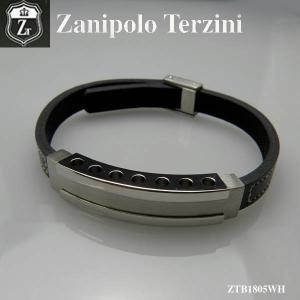 ステンレス/ブレスレット/ザニポロタルツィーニ/Zanipolo Terzini/ザニポロ ztb1805 オープン記念 セール d-plus-genius