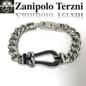 ステンレス/ブレスレット/ザニポロタルツィーニ/馬蹄/Zanipolo Terzini/ザニポロ ztb1816 オープン記念 セール|d-plus-genius