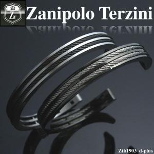 ステンレス/ブレスレット/ザニポロタルツィーニ/Zanipolo Terzini/ザニポロ ztb1903 オープン記念 セール|d-plus-genius