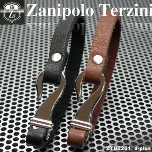 レザー 革 ステンレス/ブレスレット/ザニポロタルツィーニ/Zanipolo Terzini/ オープン記念 セール d-plus-genius
