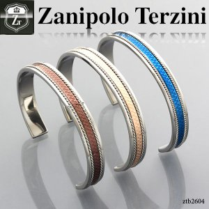 メンズブレスレット ザニポロ タルツィーニ -Zanipolo Terzini- ZTB2604 オープン記念 セール|d-plus-genius