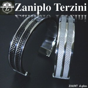 ステンレス/ブレスレット/ザニポロタルツィーニ/Zanipolo Terzini/ザニポロ ztb507 オープン記念 セール|d-plus-genius