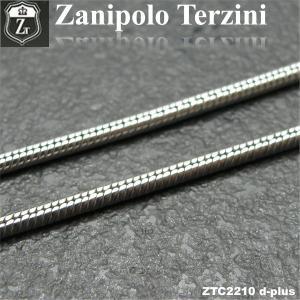 ステンレス/ネックレスチェーン/ザニポロタルツィーニ/Zanipolo Terzini/ザニポロ ztc2210 オープン記念 セール|d-plus-genius