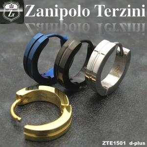 ピアス メンズ ステンレス/ピアス/ザニポロタルツィーニ/Zanipolo Terzini/ザニポロ zte1501 オープン記念 セール|d-plus-genius