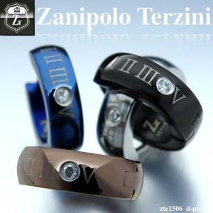ピアス メンズ ステンレス/ピアス/ザニポロタルツィーニ/Zanipolo Terzini/ザニポロ/EXILE/エグザイル/クロス/シルバー zte1506 オープン記念 セール|d-plus-genius