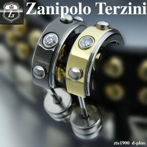 ステンレス/ピアス/ザニポロタルツィーニ/Zanipolo Terzini/ザニポロ zte1900 オープン記念 セール|d-plus-genius